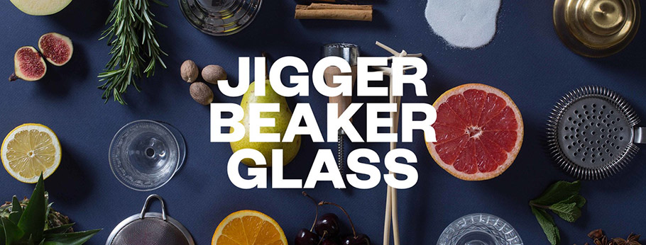 Jigger Beaker Glass