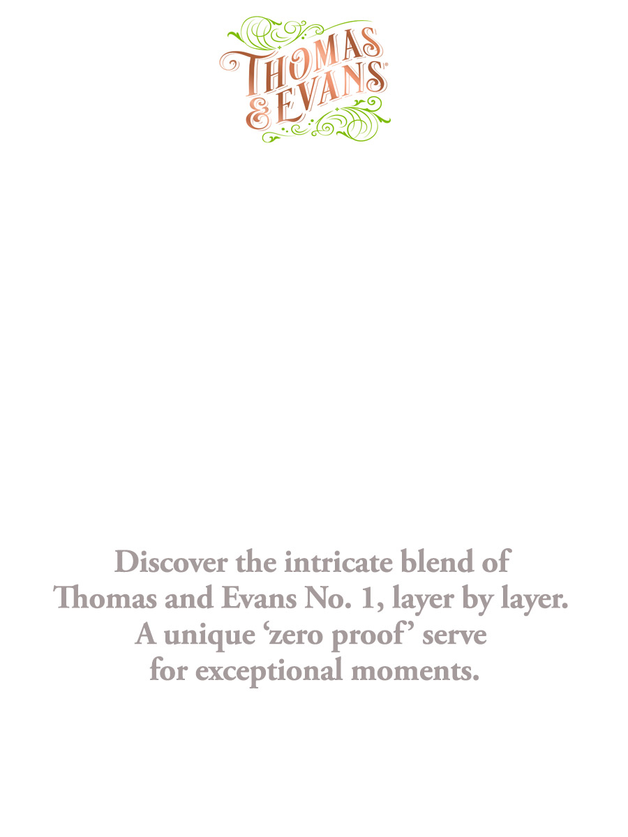 Discover the intricate blend of Thomas and Evans No.1