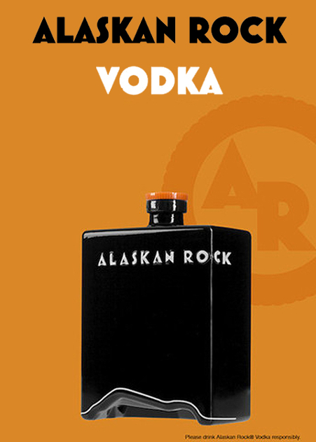 Alaskan rock vodka image