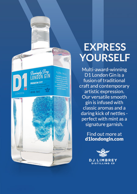 D1 London gin image