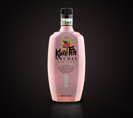 Kwai Feh lychee liqueur says...