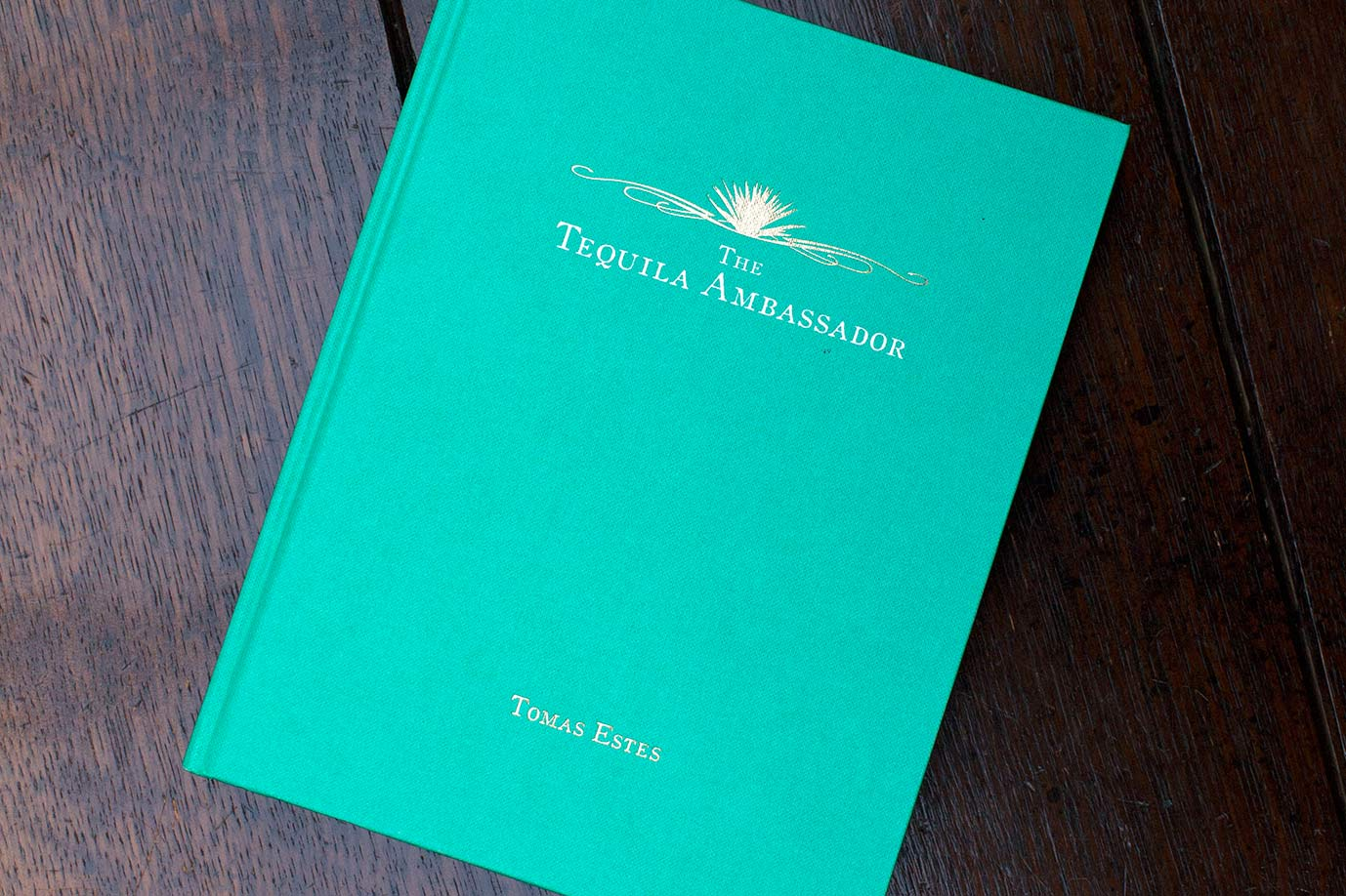 the tequila ambassador book image